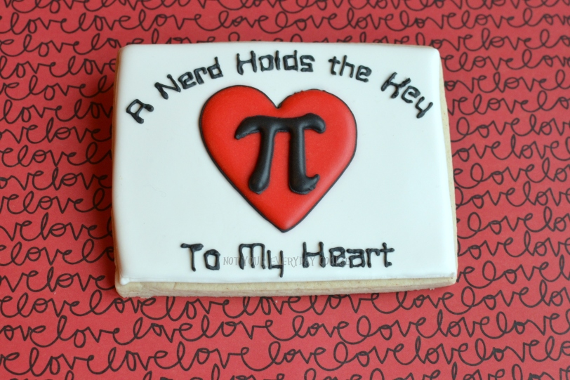 Nerdy Cookies - Not Your Everyday Cookie