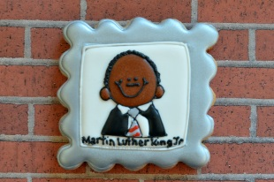 Martin Luther King, Jr. Cookie~ Not Your Everyday Cookie