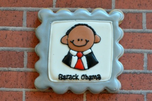 Barack Obama ~ Not Your Everyday Cookie