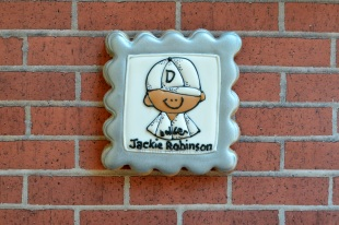 Jackie Robinson ~ Not Your Everyday Cookie