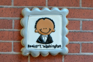 Booker T. Washington Cookie~ Not Your Everyday Cookie