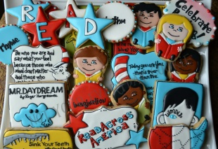Read Across America - Not Your Everyday Cookie